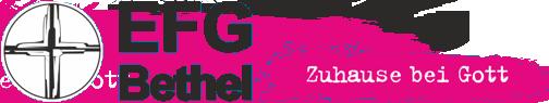 """efg-bethel.de – Evangelisch-Freikirchliche Gemeinde Berlin-Lichterfelde """"Bethel"""""""